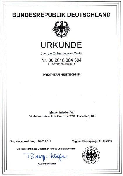 Arnold Rak сертификат 4